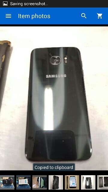 Samsung s7 edge Unlocked like new