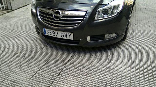 Opel Insignia sport 2.0 160cvtodo extras 94000km