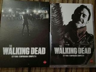 septima temporada completa de walking dead