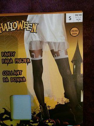 Medias Panty Disfraz Halloween