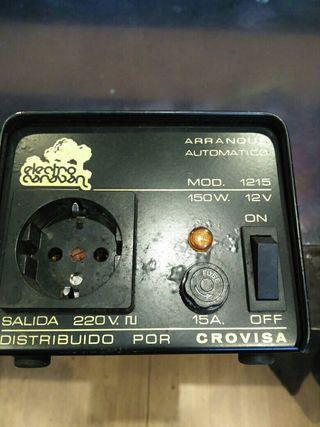 transformador 12v a 220v