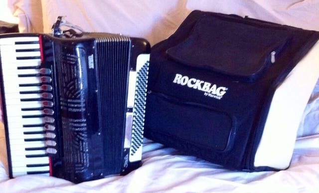 120-Bass Piano Accordion