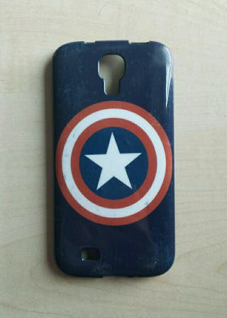 Funda Samsung Galaxy S4 Capitán América