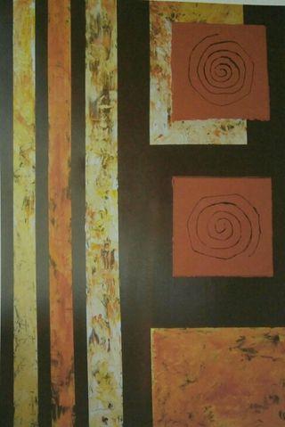 Cuadro / Pintura Abstracta