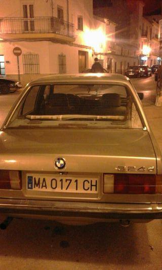BMW Serie 3 324d