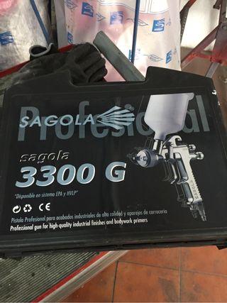 Pistola Sagola
