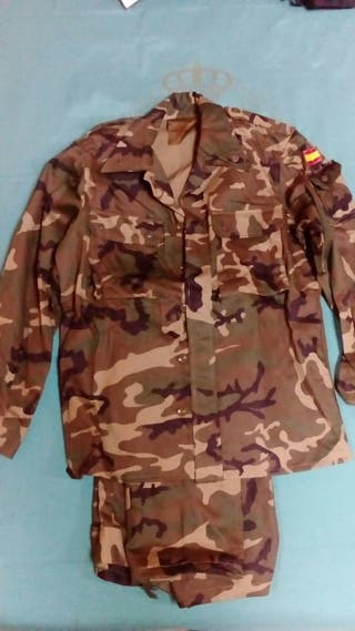 uniforme militar / cazador