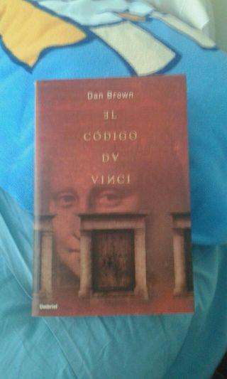 Libro el Código da Vínci, nuevo