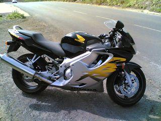 Moto Honda CBR600F