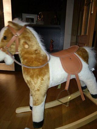 balancín caballo