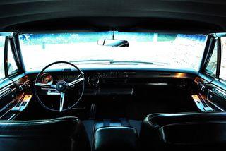 Cadillac coupe de ville 1966