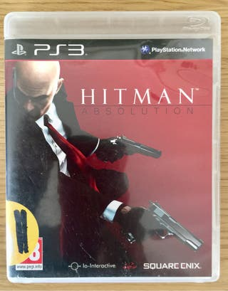 Juego PS3 Hitman Absolution