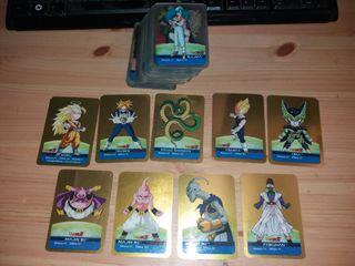Dragon Ball Serie Oro lamincards
