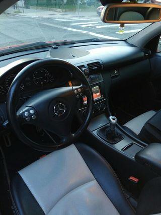 Mercedes-benz Clase C 220 CDI Evolution coupe 2004