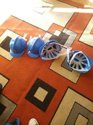 cascos para obra