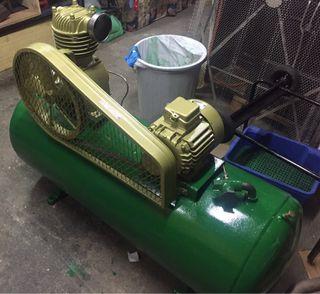 Compresor de aire Puska