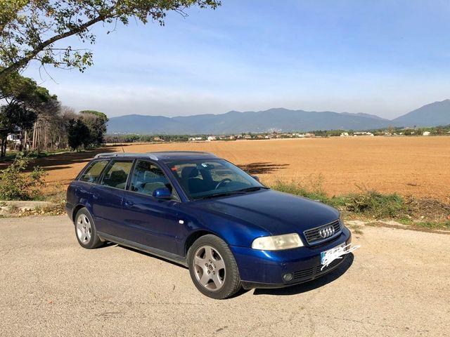 Audi A4 1.8T 180cv Quattro