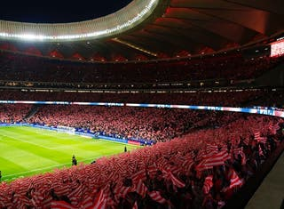 Garaje Wanda Metropolitano