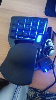 Razer Nostromo mando pc para juegos fps/shooter