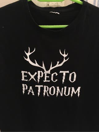 Camiseta harry potter TL
