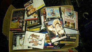 se venden películas