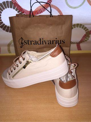 Zapatillas stradivarius
