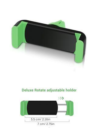 soporte de coche para móvil