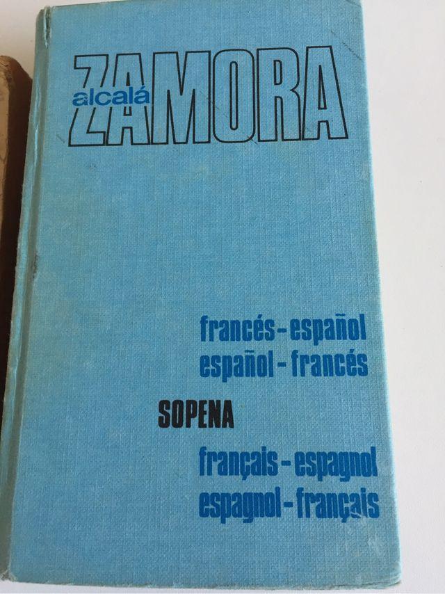 Diccionarios Frances Español 3