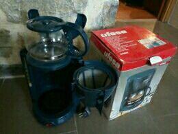 Cafetera UFESA 6 tazas
