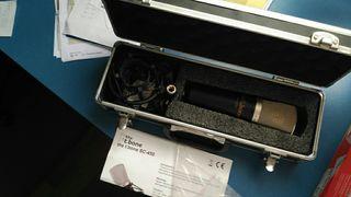 "VENDO ""Microfono de condensador The T.Bone SC450"""
