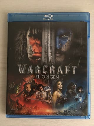 Warcraft ( Blu ray ).