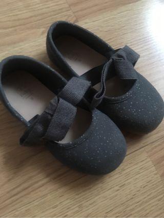 Zapatos niña talla 24 Zara