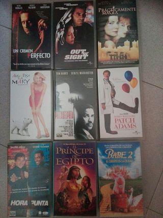 37 Películas VHS