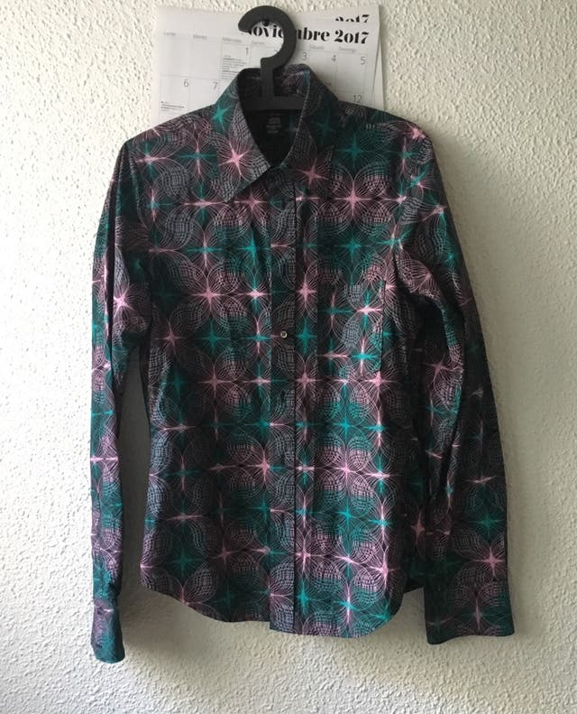 Camisa Custo Barcelona