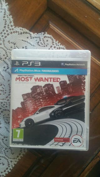 need for Speed Most Wander
