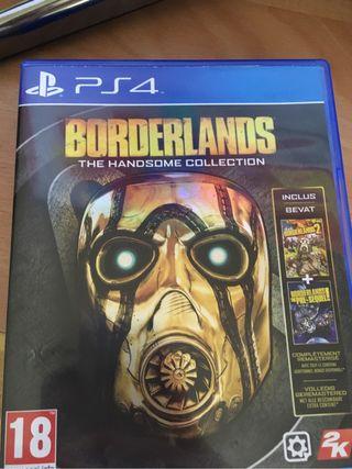 Ps4 Borderlands