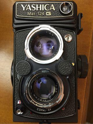 CAMARA Yashica MAT 124 G