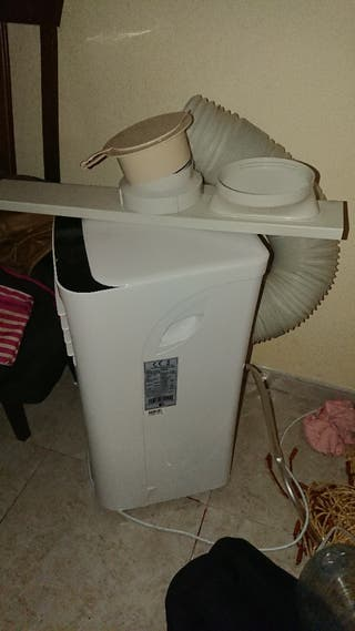 aire acondicionario portatil