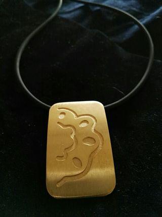 NUEVO - Collar Gold-filled