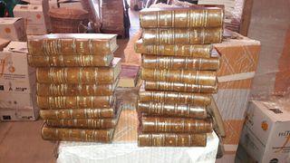 Libros antiguos Episodios Nacionales 1904