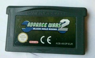 Juego Advance Wars 2 game boy advance