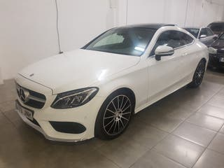 Mercedes-Benz Clase C C 250 COUPE 9G-TRONIC AMG