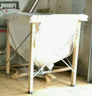 silo caldera de pellet