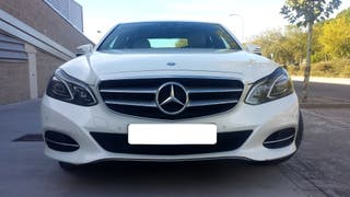 Mercedes-Benz Clase E 220 CDI BLUETEC BE EDITION