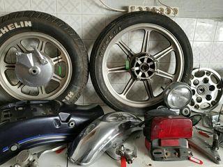 Kawasaki Vulcan 500 cc DESPIECE