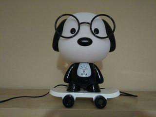 Lámpara perrito nueva
