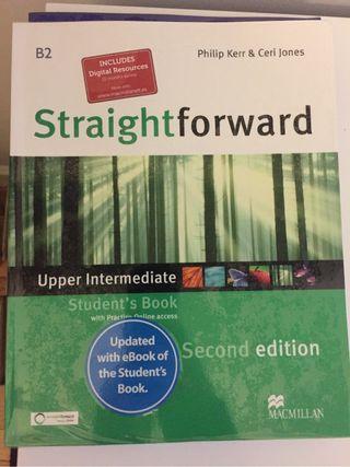 Straightforward libro ingles