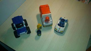 Lote 6 vehículos