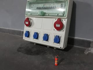 Cuadro Electrico de Obra