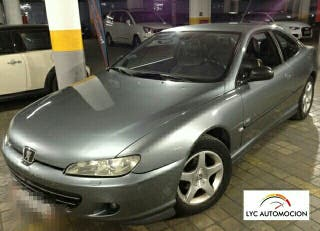 Peugeot 406 Coupe 2.2 hdi 134cv 2004